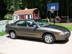 2000 Oldsmobile Intrigue #4