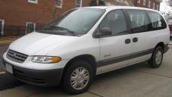 2000 Plymouth Voyager #9