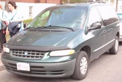 2000 Plymouth Voyager #7