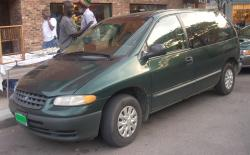 Specifications of 2000 Plymouth voyager