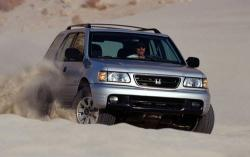 2000 Honda Passport #4