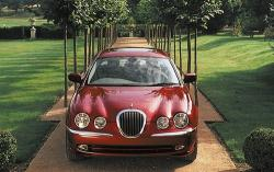 2002 Jaguar S-Type #7