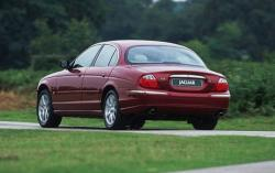 2002 Jaguar S-Type #5