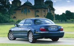 2002 Jaguar S-Type #4