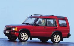 2002 Land Rover Discovery Series II #2