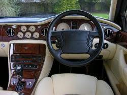 2001 Bentley Arnage #7