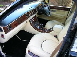 2001 Bentley Arnage #11