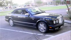 2001 Bentley Arnage #6