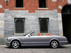 2001 Bentley Azure #10
