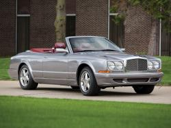 2001 Bentley Azure #7