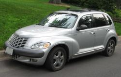 2001 Chrysler PT Cruiser