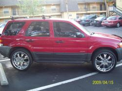2001 Ford Escape #5