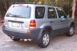 2001 Ford Escape #9