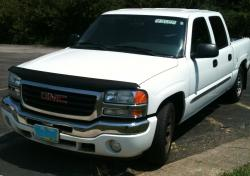 2001 GMC Sierra 1500HD #10