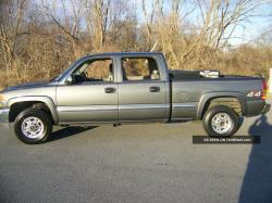 2001 GMC Sierra 1500HD #11