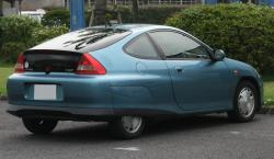2001 Honda Insight #10
