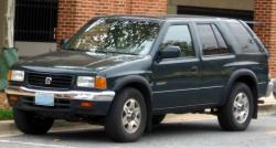 2001 Honda Passport #3