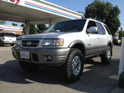 2001 Honda Passport #11