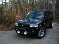2001 Honda Passport #8