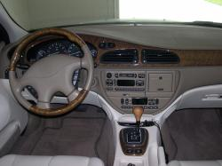2001 Jaguar S-Type #12