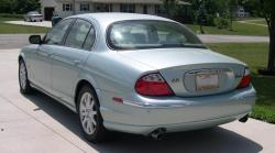 2001 Jaguar S-Type #18