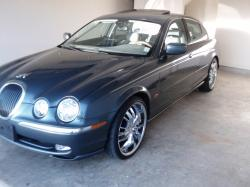 2001 Jaguar S-Type #20