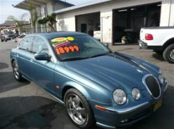 2001 Jaguar S-Type #13