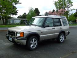 2001 Land Rover Discovery Series II #9
