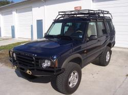 2001 Land Rover Discovery Series II #17