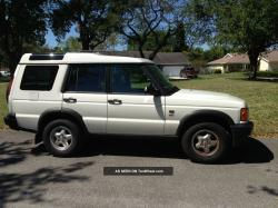 2001 Land Rover Discovery Series II #16