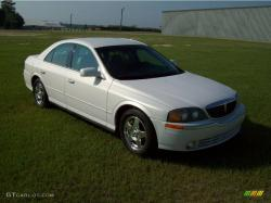 2001 Lincoln LS #10