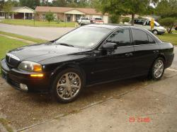 2001 Lincoln LS #8