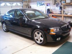 2001 Lincoln LS #6