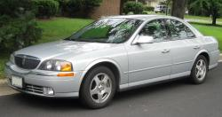 2001 Lincoln LS #4