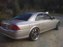 2001 Lincoln LS #9