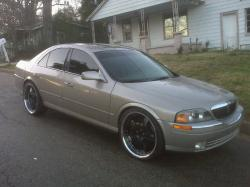 2001 Lincoln LS #3