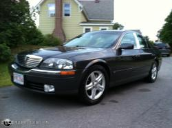 2001 Lincoln LS #11