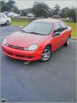 2001 PLYMOUTH NEON