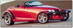 2001 Plymouth Prowler #12