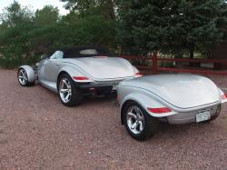 2001 Plymouth Prowler #20
