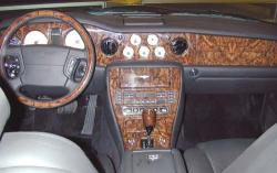 2002 Bentley Arnage #7