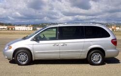 2003 Chrysler Town and Country #7