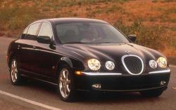 2001 Jaguar S-Type #3