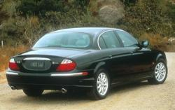 2001 Jaguar S-Type #8