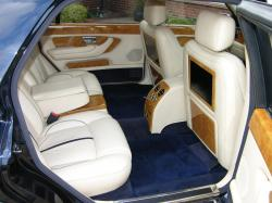 2002 Bentley Arnage #16