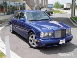2002 Bentley Arnage #15