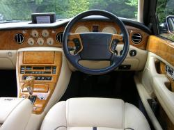 2002 Bentley Arnage #19