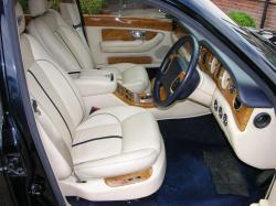 2002 Bentley Arnage #12
