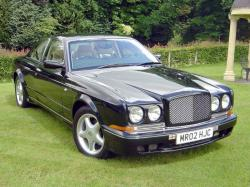 2002 Bentley Continental #2