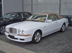 2002 Bentley Continental #5